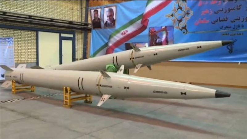 Iran lansirao balističke rakete u okviru nove vojne vežbe