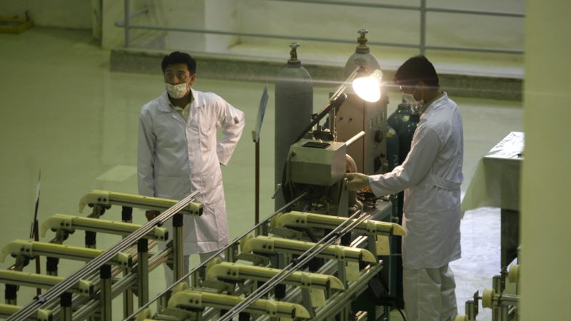 Iran obogaćuje uranijum do pet odsto