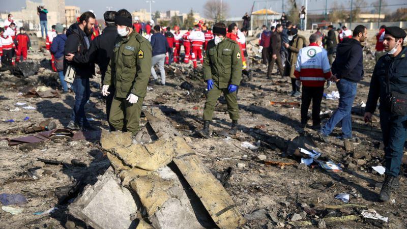 Iran priznao da je greškom oborio avion, Ukrajina i Kanada traže pravdu za stradale