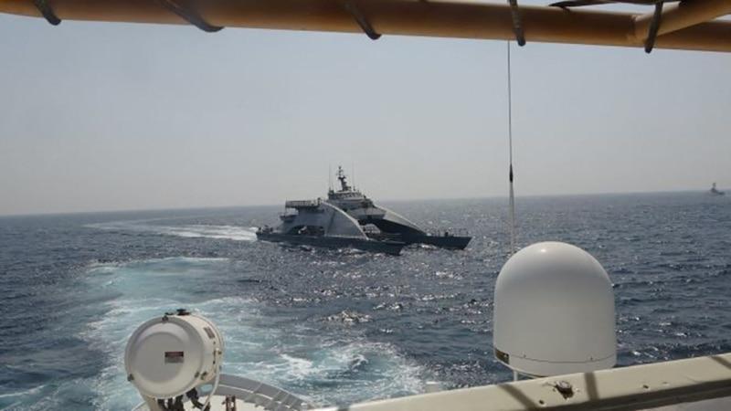 Iran osudio ponašanje američke mornarice u Ormuškom prolazu