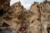 Iranska Kapadokija: Selo u kojem ljudi još uvek žive u pećinama
