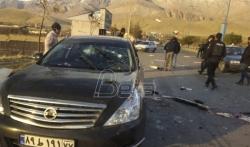 Iranski ministar: Ubistvo naučnika iz nuklearnog sektora teroristički čin