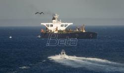 Iranski tanker isključio uredjaj, nestao s mape