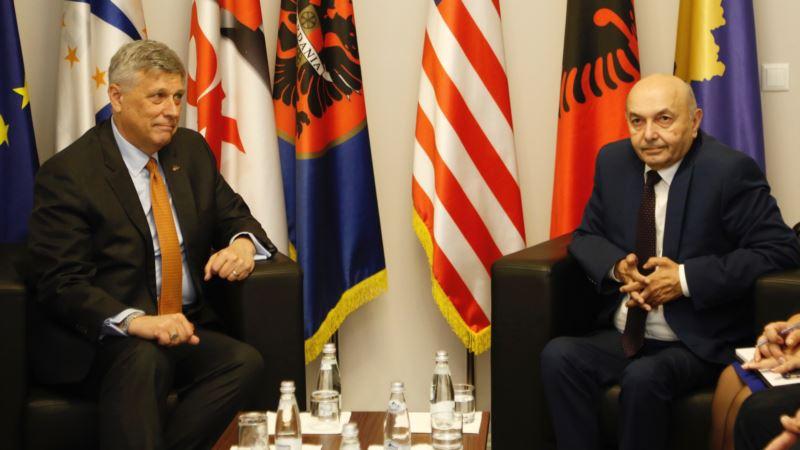 Isa Mustafa najavio sastanak sa Aljbinom Kurtijem