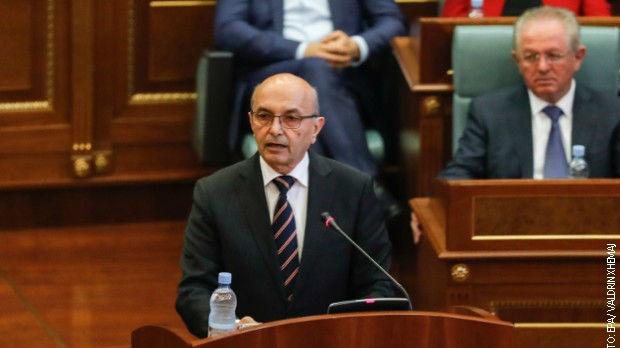 Isa Mustafa ponovo izabran za predsednika DSK