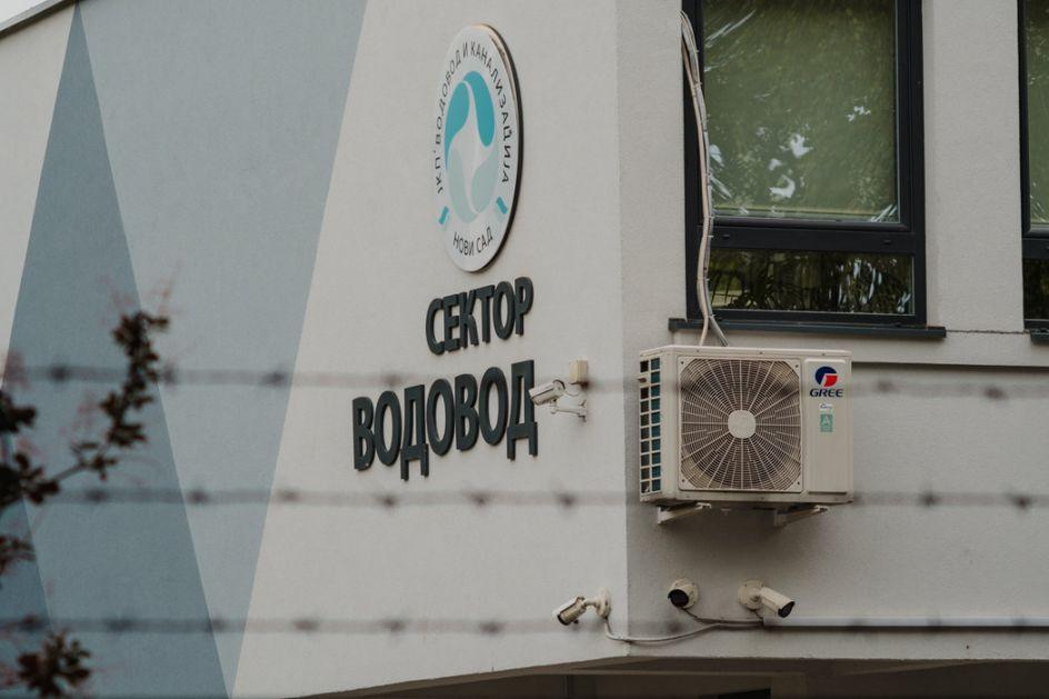 Isključenja vode u Novom Sadu i okolini