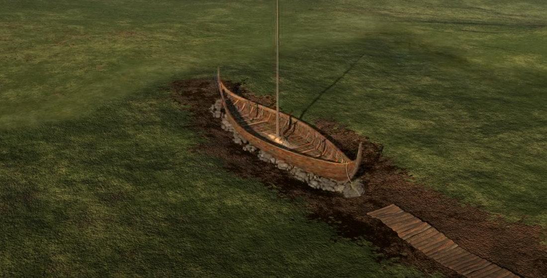 Iskopava se vikinški brod star oko 1000 godina