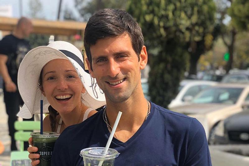 Iskrena ispovest Novaka Đokovića: Želim još dece, ali Jelena nije spremna