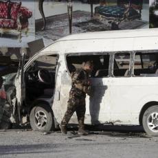Islamska država PREUZELA ODGOVORNOST za bombaški napad u Kabulu