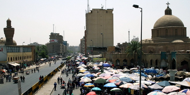 Islamska država preuzela odgovornost za napad u Bagdadu
