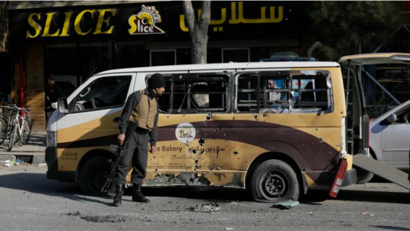 Islamska država preuzela odgovornost za raketni napad na Kabul