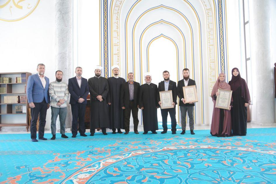 Islamska zajednica bogatija za tri nova hafiza
