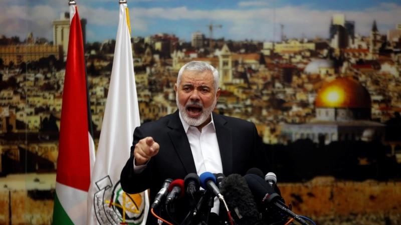 Ismail Hanije ponovo izabran za vođu Hamasa