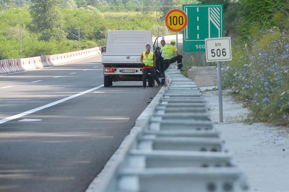 Ispeglan autoput:Nema više naprslina kroz Grdelicu FOTO