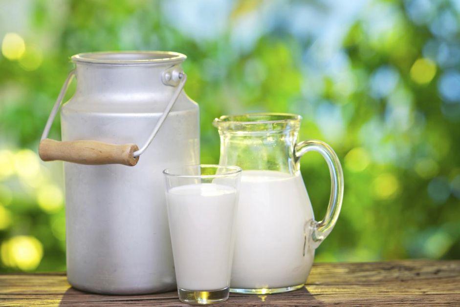 Isplaćeno 2,8 miliona KM premije za mlijeko