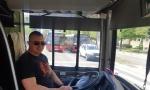 Ispovest vozača kome je mladić (17) ukrao autobus: Dečko nema dozvolu, a vozi kao profesionalac! (FOTO)