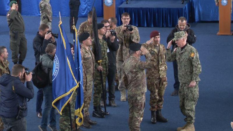 Ispraćaj Kuoćija, Lorenco Dadario novi komandant KFOR-a