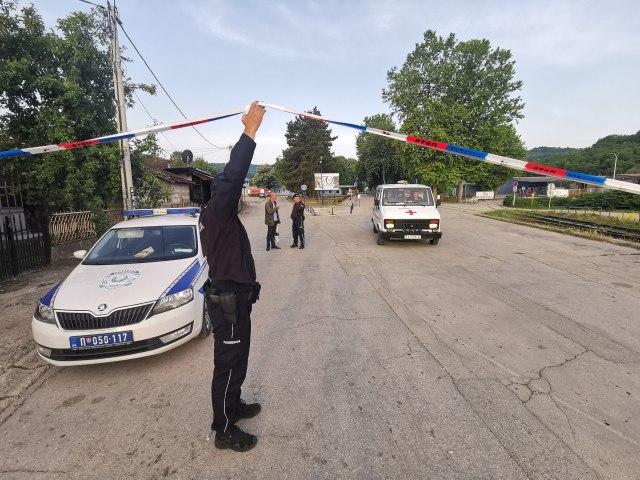 Ispred Slobode samo policija; Bilo gore nego tokom bombardovanja FOTO