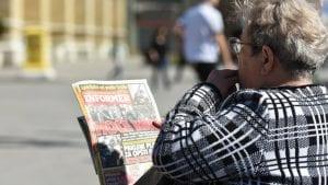 Istinomer: Tužilaštvo reagovalo zbog naslovnih strana tabloida