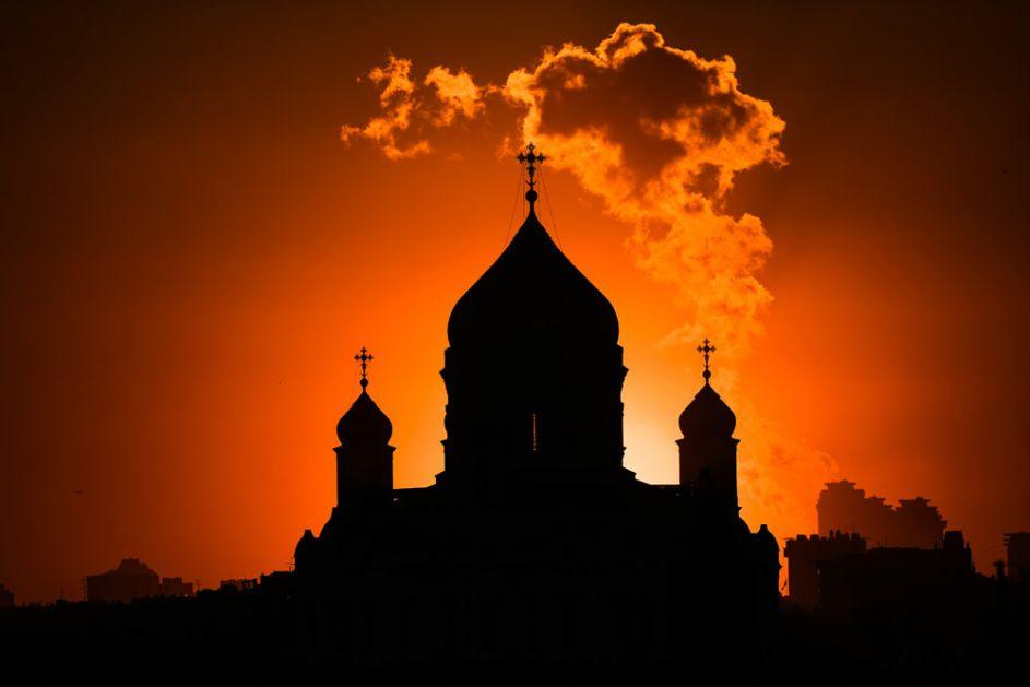 """""""Isto se dešava i sa Srpskom pravoslavnom crkvom"""": Lavrov o uticaju SAD na razjedinjavanje pravoslavnih crkava"""