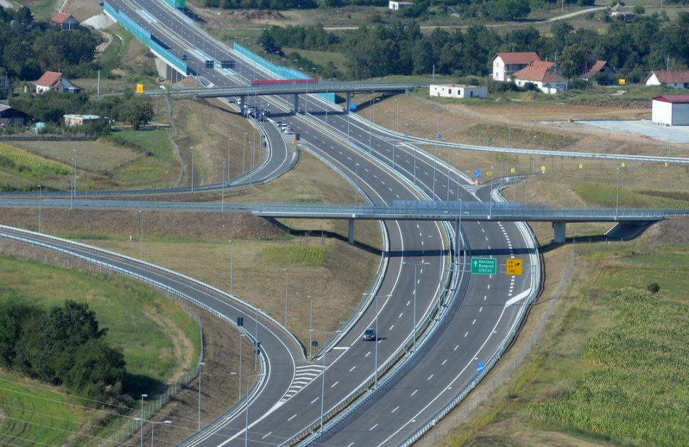Istočni krak Koridora 10 biće pušten za saobraćaj 9. novembra