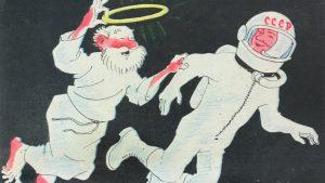 """Istorija i religija: """"Bezbožna utopija"""" – kako su se u Sovjetskom Savezu plakatima borili protiv religije"""