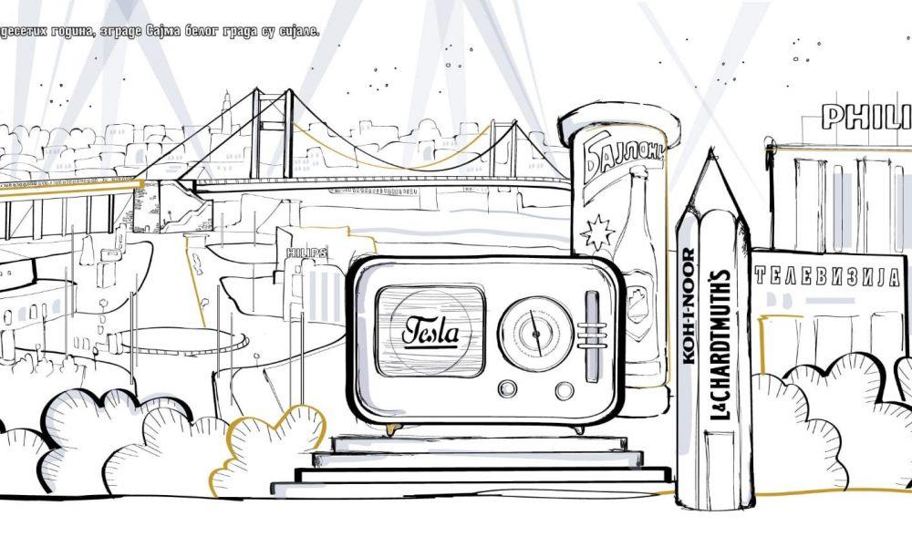 Istorija razvoja OOH oglašavanja u Srbiji #2: Poster za Teslu