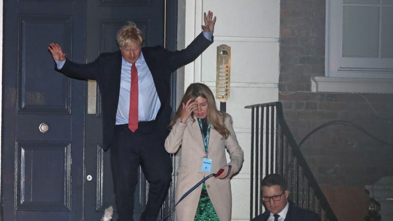 Istorijska pobeda konzervativaca na izborima u Velikoj Britaniji