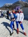 Istorijski uspeh Srbije u tim sprintu na SP u Obersdorfu