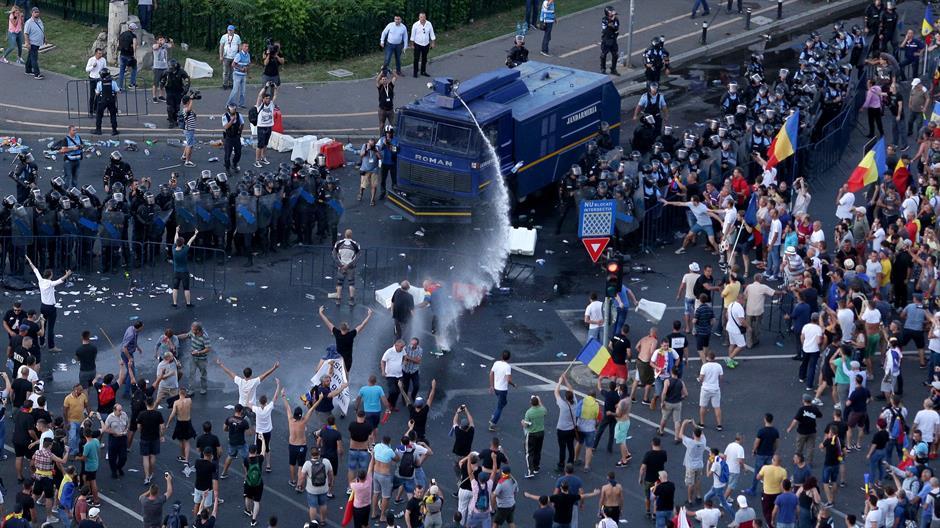 Istraga rumunskog tužilaštva zbog nasilja nad demonstrantima