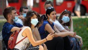 Istraživanje: Polovina mladih u Srbiji nezadovoljna reakcijom države na epidemiju