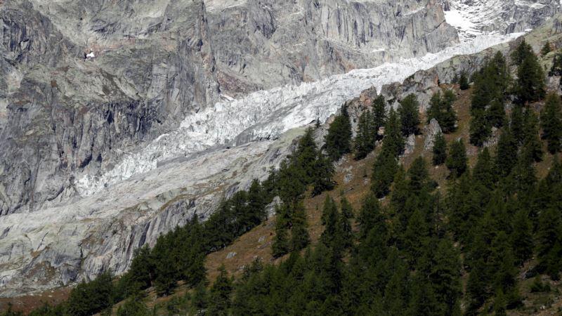 Italija: Evakuacija zbog mogućeg odvajanja glečera
