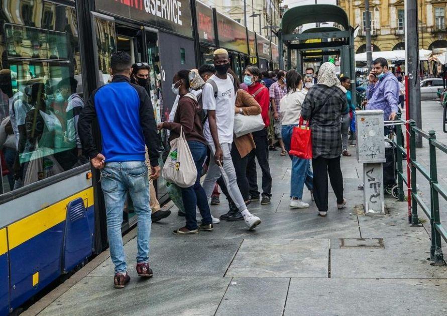 Evropa: Korona u Evropi ruši nove rekorde, Slovenija uvodi zabranu kretanja između opština