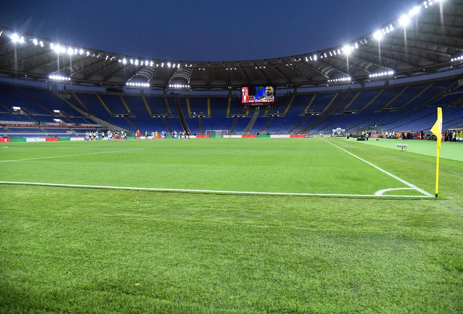 Italija dozvolila 25 odsto kapaciteta Olimpika za EURO