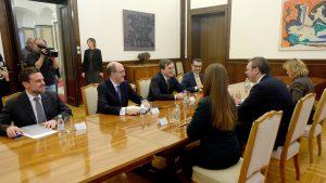 Italija se zalaže da se ubrzaju pregovori EU sa Srbijom