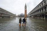 Italija u pripravnosti, trg u Veneciji opet zatvoren