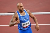 Italijan Džejkobs je najbrži čovek na planeti