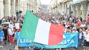 Italijani protiv Zelene propusnice