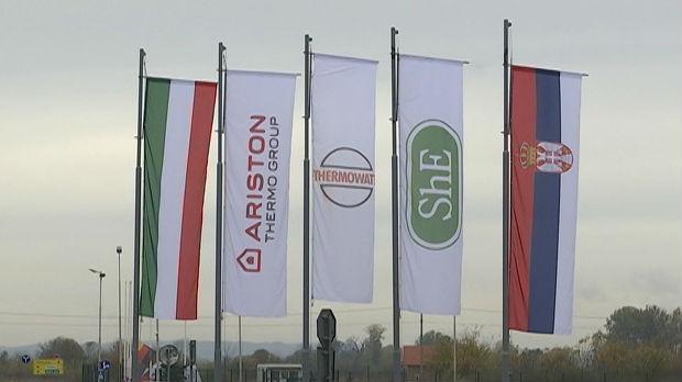Italijanska kompanija u Svilajncu