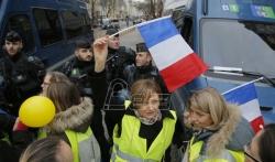 Italijanska vlada podržala pokret Žutih prsluka u Francuskoj