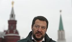 Italijanski poslanici traže da se Salvini izjasni o navodima o ruskom finansiranju Lige
