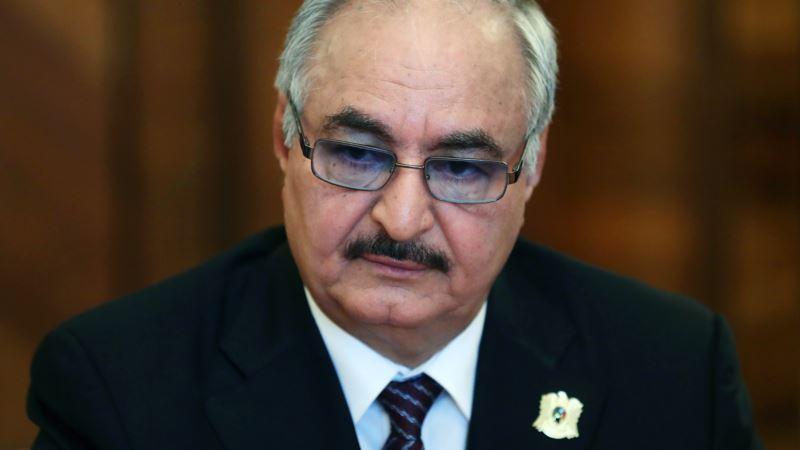 Italijanski premijer primio libijskog komandanta Haftara