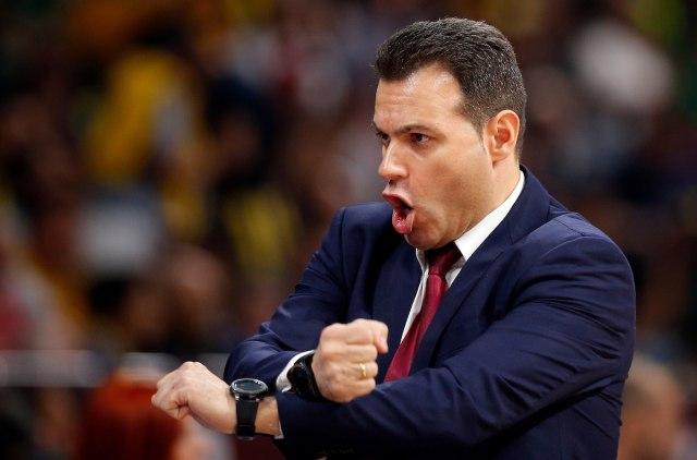 Itudis najbolji trener Evrolige