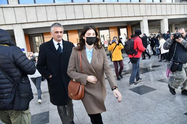 Iva Ilinčić 4 sata davala detaljan iskaz o seksualnom zlostavljanju Mike Aleksića