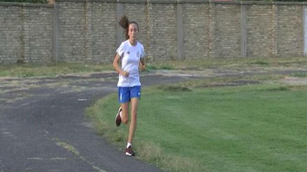 Iva Maletić, nova nada atletike