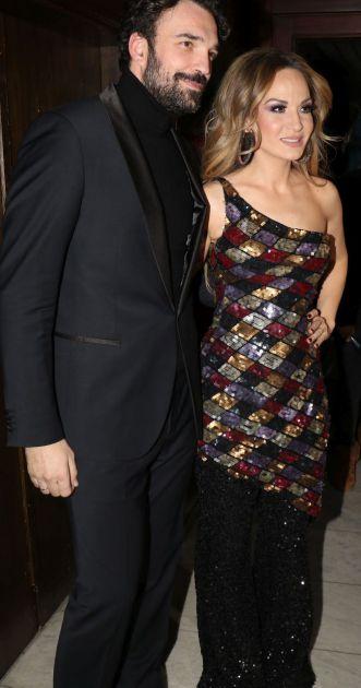 Ivan Bosiljčić i Jelena Tomašević plesali na bini na njenom koncertu u Sava centru! Evo ko je sve došao da je podrži!