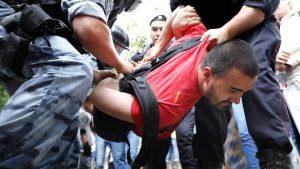 Ivan Golunov: Stotine uhapšenih na protestu u Moskvi