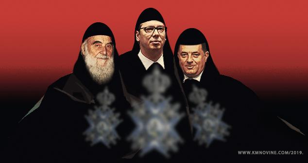 Ivan Maksimović: Izdali veru i državu pa nakačili ordenje za to
