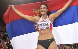 Ivana Španović se teže povredila na mitingu u Berlinu