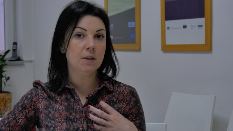 Ivana Žanić: Na vlasti u Srbiji su ljudi koji su učestvovali u genocidu u Srebrenici